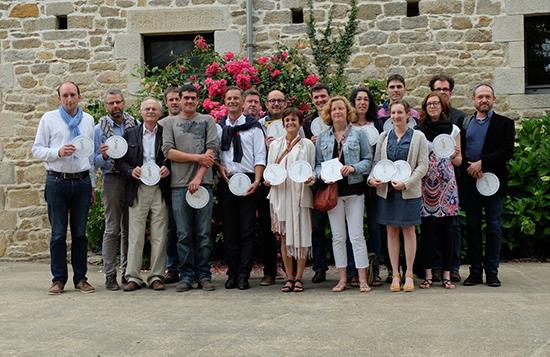 Résultats du Concours Régional des produits cidricoles de Bretagne 2017.