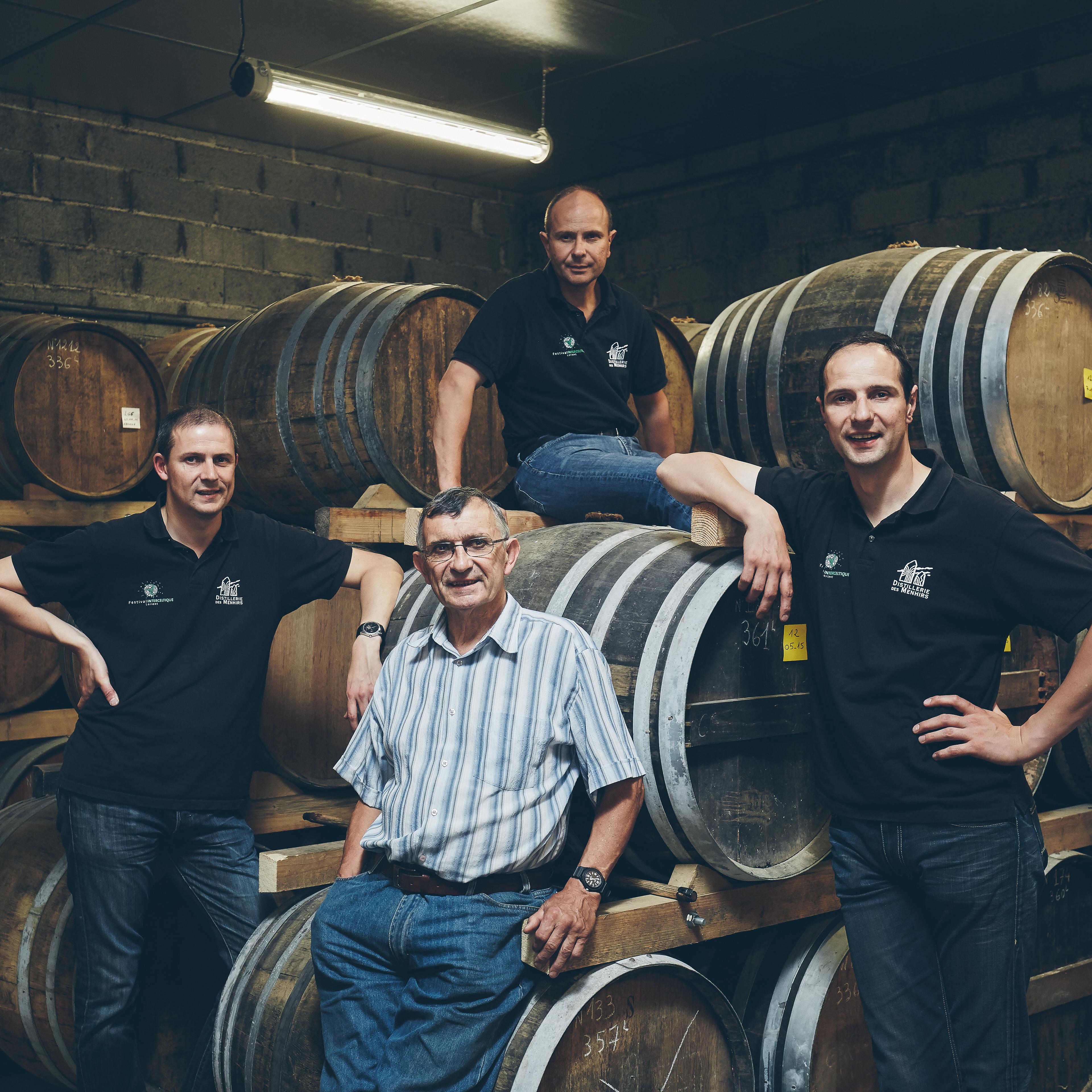 Interview Kevin Le Lay – Distillerie des Menhirs